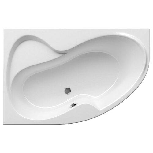 Ванна RAVAK Rosa II 160x105 без гидромассажа акрил угловая левосторонняя ванна ravak chrome 170x75 без гидромассажа акрил