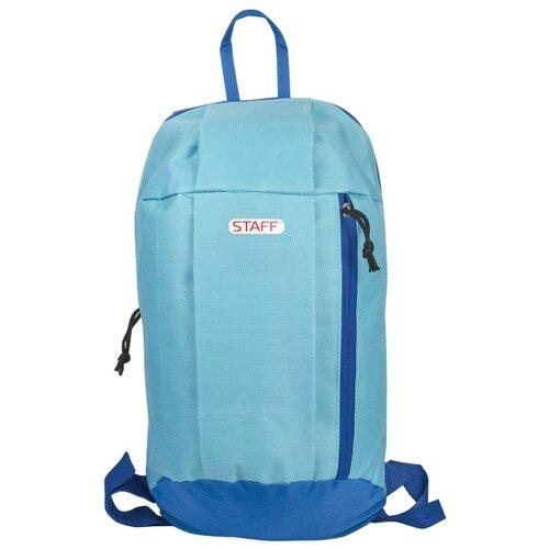 STAFF Рюкзак Air, голубой new niche design handbags 2020 messenger shoulder bag chain small square bag fashion handbag luxury handbags women bags designer