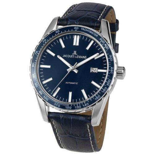 Фото - Наручные часы JACQUES LEMANS 1-2075C наручные часы jacques lemans 1 2110e