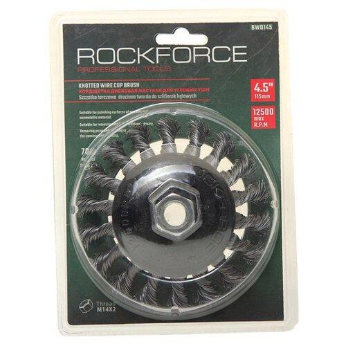 Фото - Кордщетка ROCKFORCE RF-BWD145 кордщетка rockforce rf bwf004