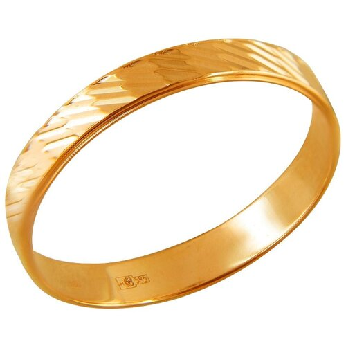 Эстет Кольцо из красного золота 01О710398, размер 17.5 фото