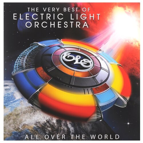 Electric Light Orchestra. All Over The World - The Very Best Of (2 LP) жозе джеймс jose james yesterday i had the blues the music of billie holiday 2 lp