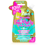7DAYS крем Sun Party Touch Of Light SPF 10 25 г 1 шт.