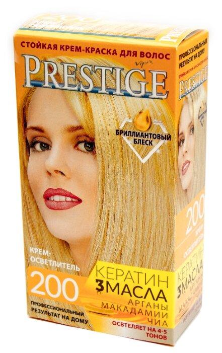 VIP's Prestige Бриллиантовый блеск стойкая крем-краска для волос