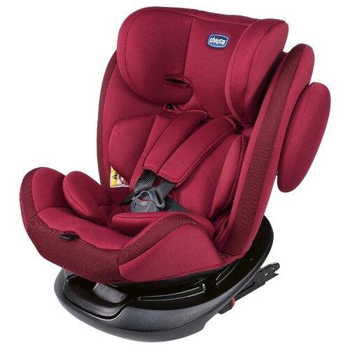 Купить Автокресло группа 0/1/2/3 (до 36 кг) Chicco Unico, red passion, Автокресла