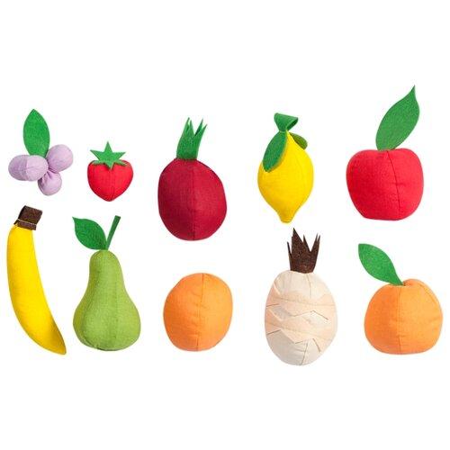 Купить Набор продуктов PAREMO фрукты PK320-21 разноцветный, Игрушечная еда и посуда