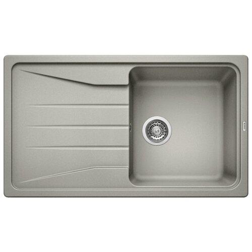Врезная кухонная мойка 86 см Blanco Sona 5S жемчужный кухонная мойка blanco sona 6s жемчужная