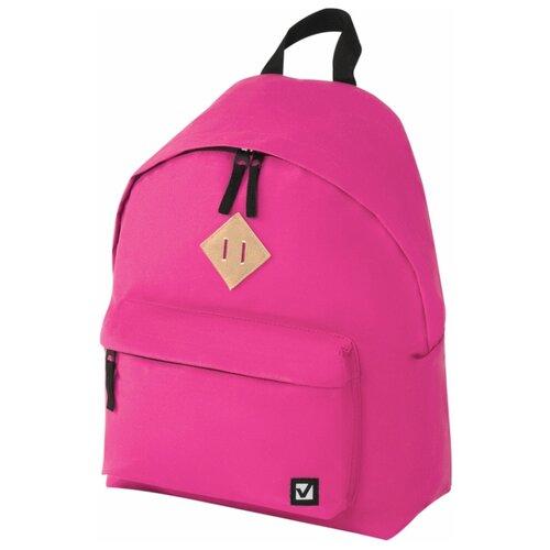 Купить BRAUBERG Рюкзак (225375), розовый, Рюкзаки, ранцы