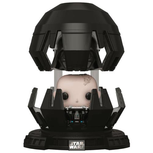 Фигурка Funko POP! StarWars: Darth Vader in Meditation Chamber 46763 noise barrier effectiveness in semi anechoic chamber