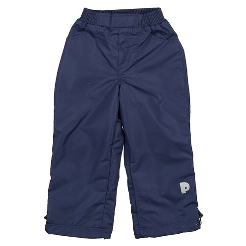 Купить Брюки Picollino СК3-БК001 размер 140, синий, Полукомбинезоны и брюки