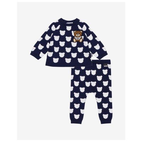 Комплект одежды MOSCHINO размер 74-80, blue navy moschino туфли