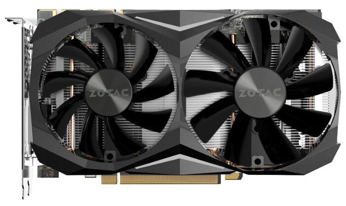 Видеокарта PCI-E Zotac GeForce GTX 1080 Ti ZT-M10200A-10B P102-100 5GB 5GB GDDR5X 320bit 16nm 1480/10008MHz Разъемов вывода видеосигналов не имеет Oe