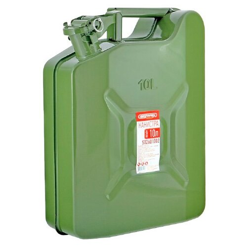 цена на Канистра skyway S02601002, 10 л, зеленый