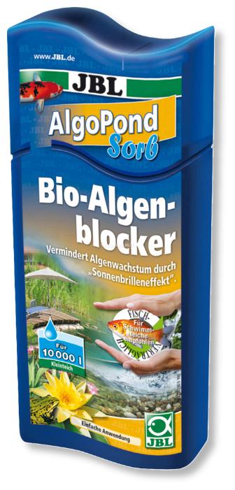 Жидкость для водоема JBL AlgoPond Sorb
