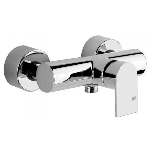 Смеситель для душа Gessi Via Manzoni 38631-031 однорычажный хром смеситель для ванны gessi transparenze 34213 031