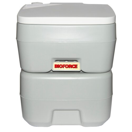 Биотуалет Bioforce Compact WC 12-20VD серый