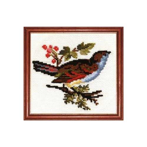 Сделай своими руками Набор для вышивания П-16 Птичка набор для вышивания сделай своими руками п 09 поварёнок