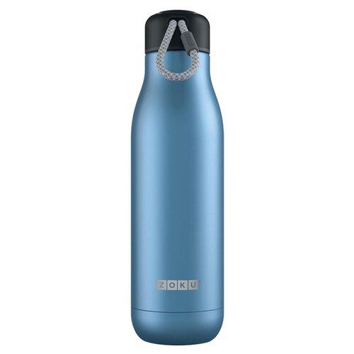 Термобутылка ZOKU ZK143, 0.75 л синий