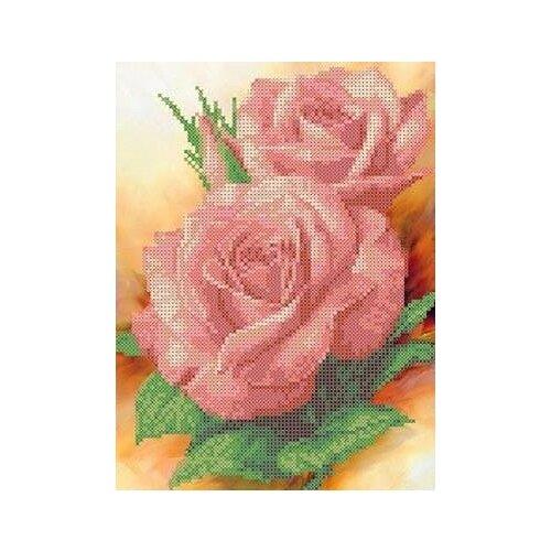 Купить Набор Поэзия бисер 19х25 Каролинка КБЦН 4002, Наборы для вышивания