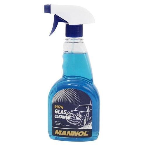 Очиститель для автостёкол Mannol 9974 Glas Cleaner, 0.5 л
