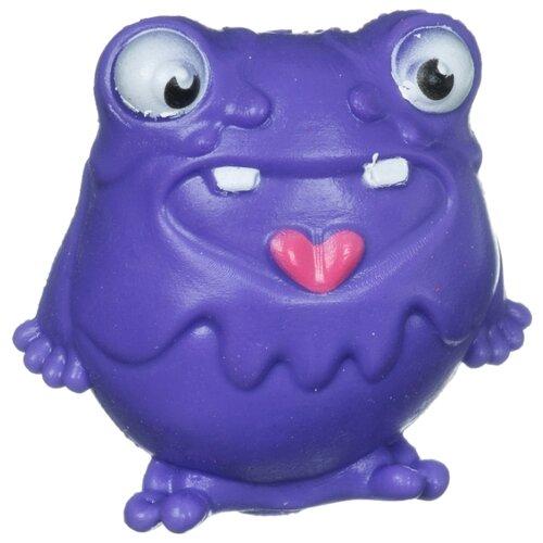 Игрушка-мялка BONDIBON Монстр-липучка Пушистик (ВВ4297) фиолетовый