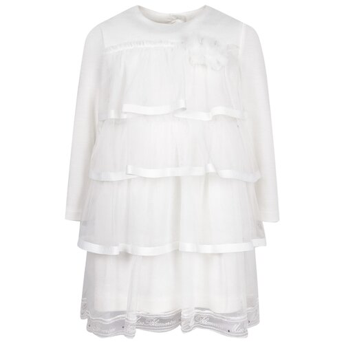 Платье Blumarine размер 92, кремовый