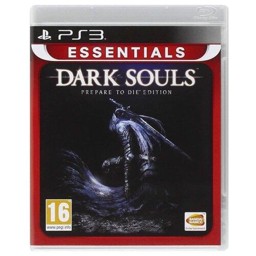 Dark Souls - Prepare to Die Edition [PS3 английская версия]