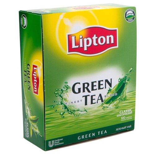 Чай зеленый Lipton Green Tea в