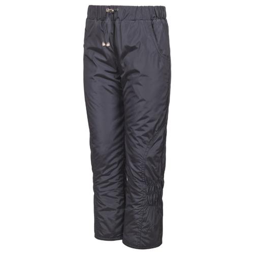 Купить Брюки M&D размер 128, серый, Полукомбинезоны и брюки