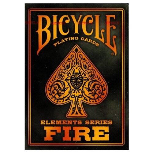 Карты для покера Bicycle Bicycle Fire