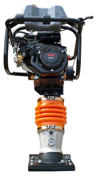 Бензиновая вибротрамбовка GROST TR-80HC