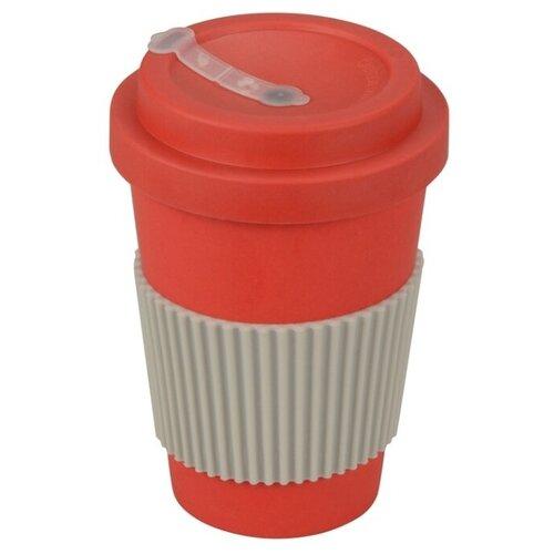 Термокружка Oasis Muffin, 0.45 л красный