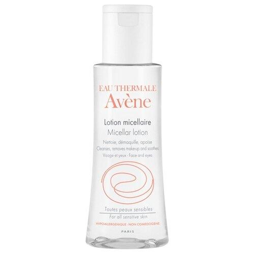 AVENE мицеллярный лосьон для очищения кожи и удаления макияжа, 200 мл avene для жирной кожи