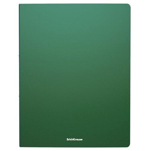 Фото - ErichKrause Папка файловая с 10 карманами Matt classic A4, 4 штуки зеленый erichkrause папка файловая с 40 карманами на спирали metallic а4 разноцветный