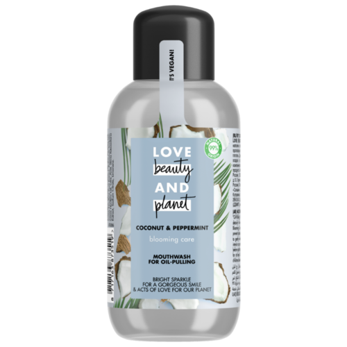 Фото - Love Beauty and Planet ополаскиватель Сияние и уход, 250 мл gift set dove beauty and tenderness 250ml 150ml shampoo deodorant spray antiperspirant beauty