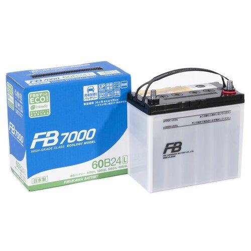 Автомобильный аккумулятор Furukawa Battery FB7000 60B24L