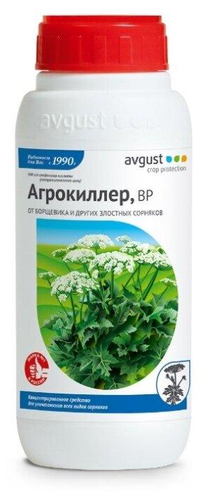 Avgust Универсальный препарат от сорняков Агрокиллер, 500 мл