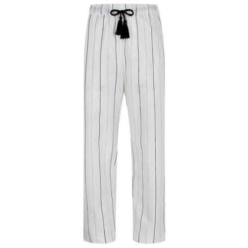 Брюки PATRIZIA PEPE JFPA16_2801_0995 размер 152, белый джинсы patrizia pepe размер 152 0325 белый зеленый
