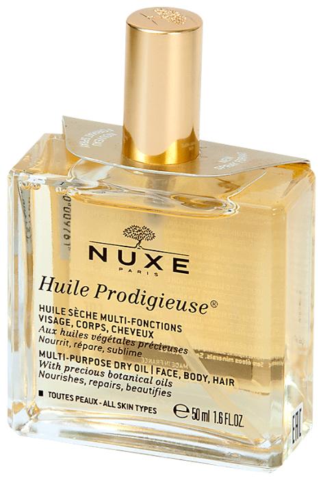 Масло для тела Nuxe Сухое Huile Prodigieux Multi-usage Dry Oil — купить по выгодной цене на Яндекс.Маркете