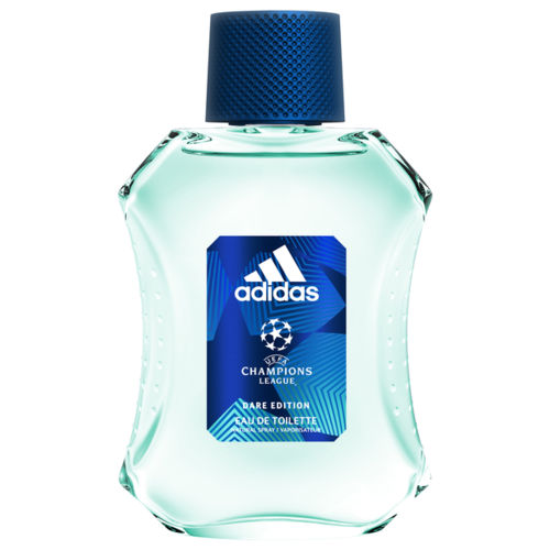 Туалетная вода adidas UEFA Champions League Dare Edition, 100 мл дезодорант мужской adidas uefa 4 champions edition