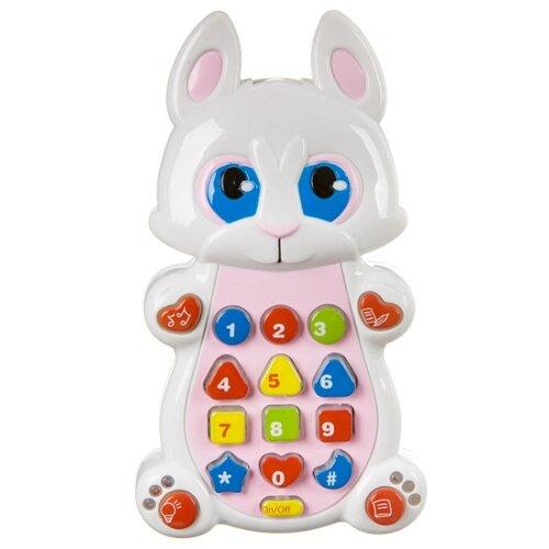 Купить Развивающая игрушка Play Smart Детский смартфон 7613 белый, Развивающие игрушки
