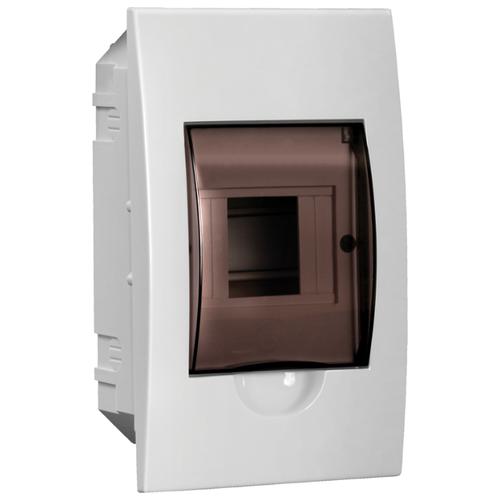 Щит распределительный IEK MKP12-V-04-40-20 встраиваемый, пластик, модулей 4 белый