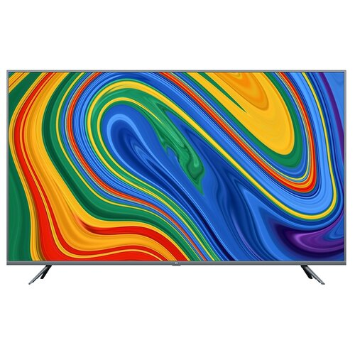 Фото - Телевизор Xiaomi Mi TV 4S 65 T2S 65 (2020), серый стальной телевизор xiaomi mi tv 4s 65 t2s 65 2020 серый стальной