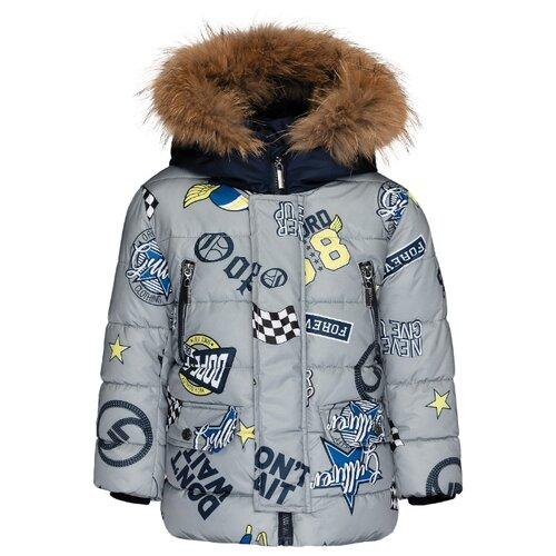 Купить Куртка Gulliver 21906BMC4501 размер 98, серый, Куртки и пуховики