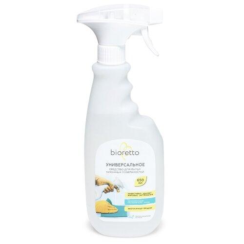 Универсальное средство для мытья кухонных поверхностей Bioretto 650 мл