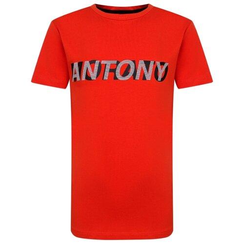 Фото - Футболка Antony Morato размер 152, оранжевый пуловер antony morato antony morato an511empoe74