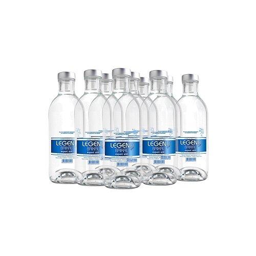 Вода питьевая глубинная Legend of Baikal негазированная, стекло, 12 шт. по 0.33 л недорого