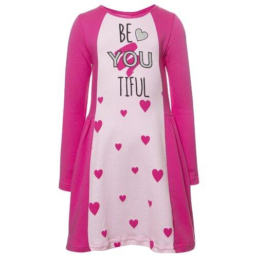 Купить Платье M&D размер 92, светло-розовый, Платья и юбки