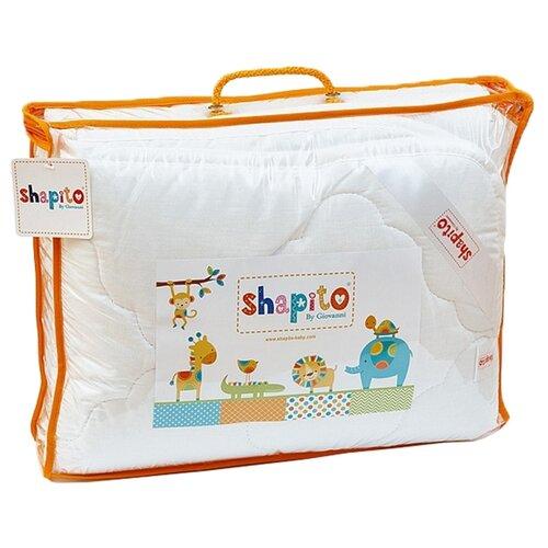 Одеяло Shapito by Giovanni 104 110х140 см белый постельное белье giovanni shapito joy 2 предмета