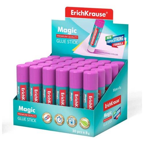 цена на ErichKrause Клей-карандаш Magic 8 г х 30 шт